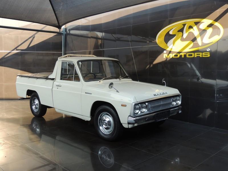 1974 Mazda B-Series B 1600 Bakkie Single cab Gauteng Vereeniging_0