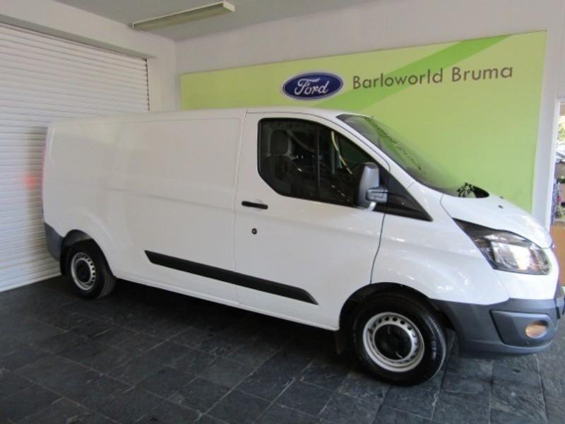 2020 Ford Transit Custom 2.2TDCi Ambiente LWB 92KW FC PV Gauteng Johannesburg_0
