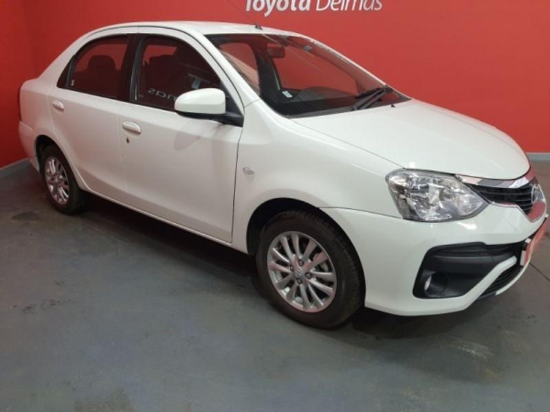2020 Toyota Etios 1.5 Xs  Mpumalanga Delmas_0