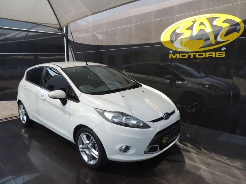 2012 Ford Fiesta 1.6 Sport 5dr  Gauteng Vereeniging_0