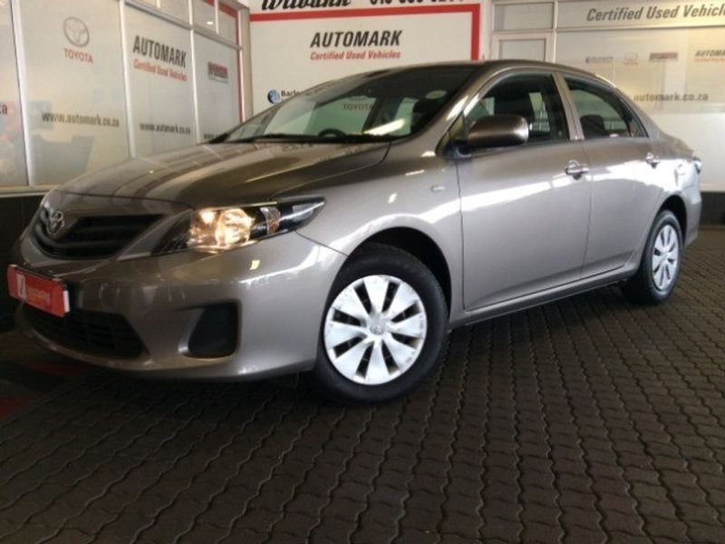 2020 Toyota Corolla Quest 1.6 Auto Mpumalanga Witbank_0