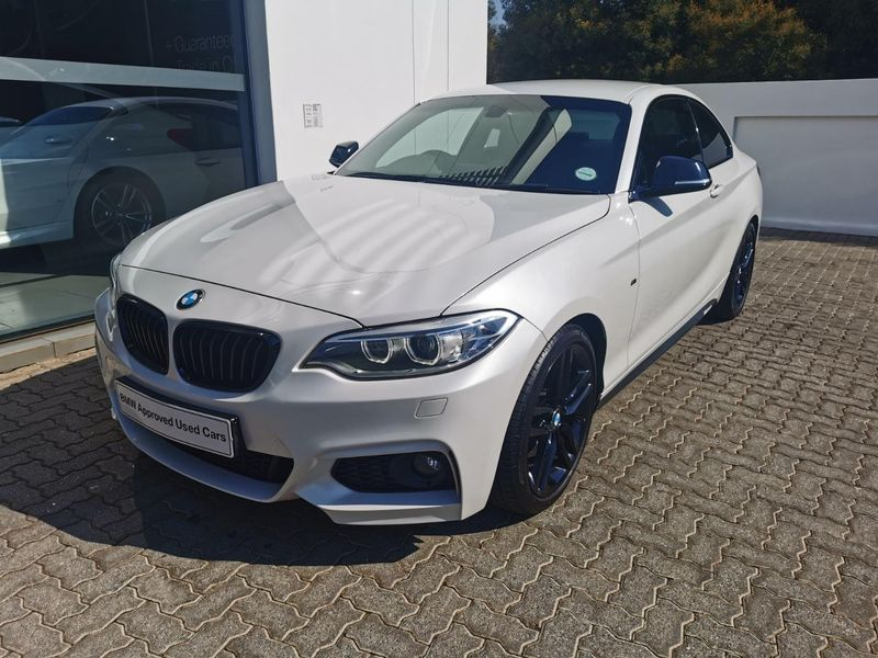 2014 BMW 2 Series 220D M Sport Auto Gauteng Johannesburg_0