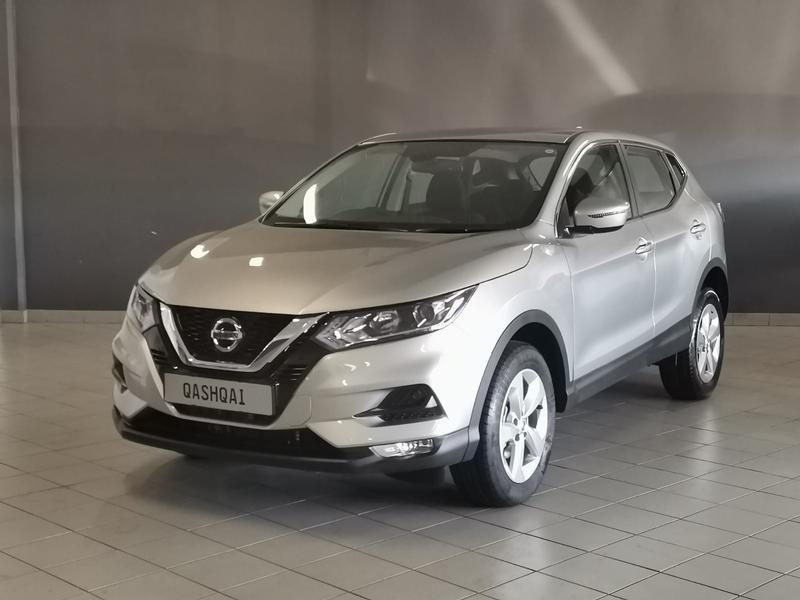 2020 Nissan Qashqai 1.2T Acenta CVT Gauteng Alberton_0