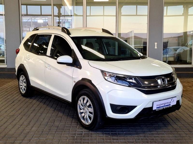 2018 Honda BR-V 1.5 Trend Gauteng Johannesburg_0