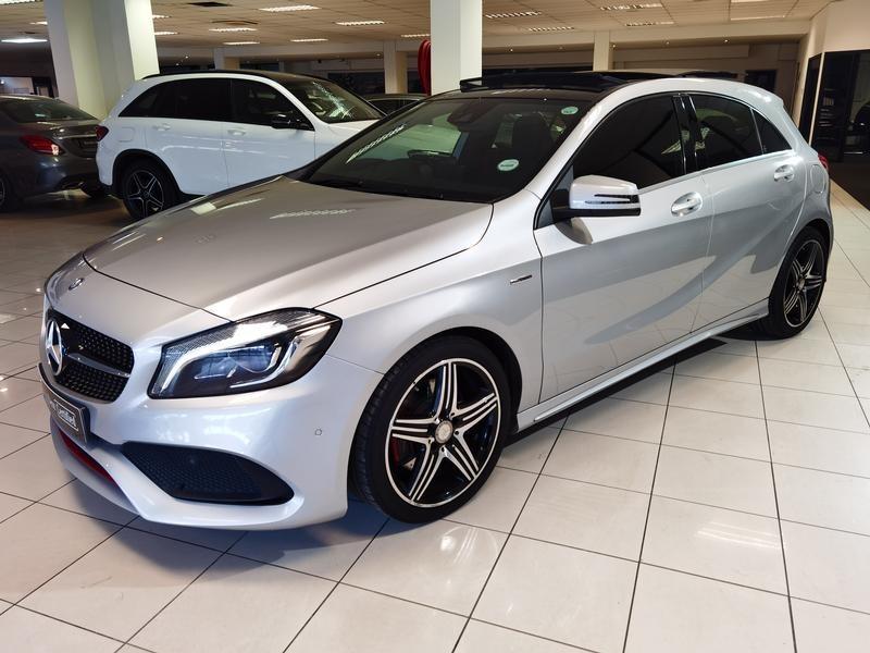 2017 Mercedes-Benz A-Class A 250 Sport Western Cape Cape Town_0