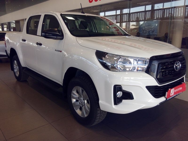 2020 Toyota Hilux 2.4 GD-6 SRX 4X4 Auto Double Cab Bakkie Limpopo Mokopane_0