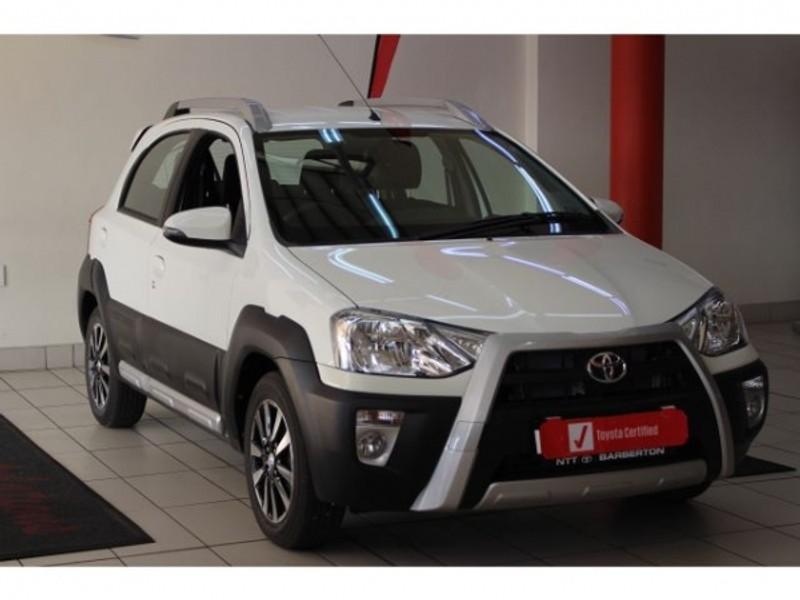 2020 Toyota Etios Cross 1.5 Xs 5Dr Mpumalanga Barberton_0
