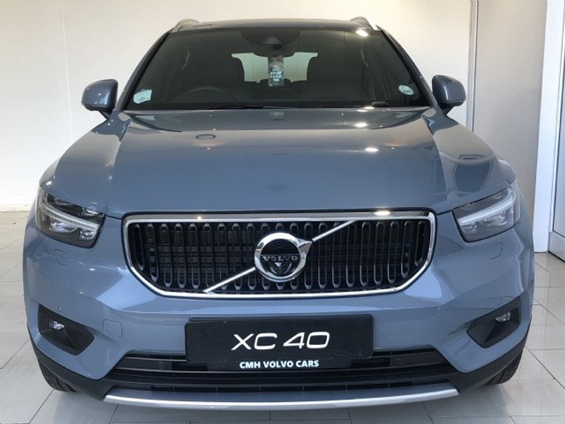 Used Volvo XC40 D4 Momentum AWD for sale in Western Cape ...