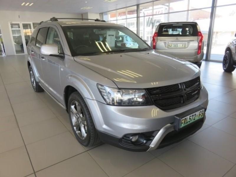 2015 Dodge Journey 3.6 V6 CrossRoad Free State Bloemfontein_0