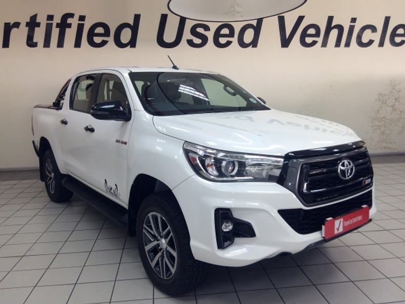 2018 Toyota Hilux 2.8 GD-6 RB Raider Double Cab Bakkie Auto Limpopo Tzaneen_0