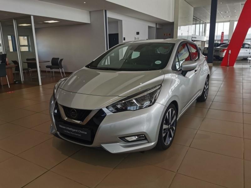 2019 Nissan Micra 1.0T Acenta Plus 84kW Mpumalanga Secunda_0