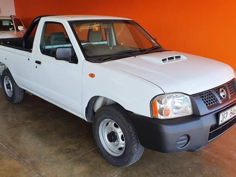 2017 Nissan NP300 Hardbody 2.5 TDi LWB Single Cab Bakkie Mpumalanga Secunda_0