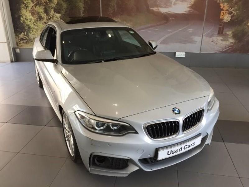 2016 BMW 2 Series 228i M Sport Auto Gauteng Pretoria_0