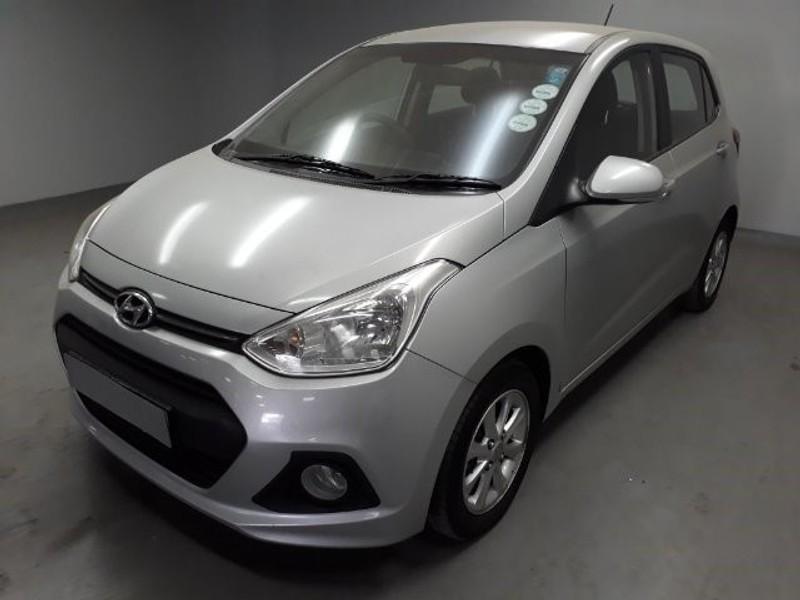 2016 Hyundai Grand i10 1.25 Fluid Western Cape Cape Town_0