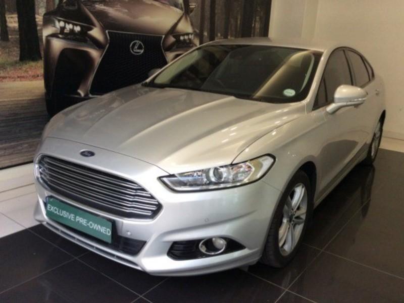 2015 Ford Fusion 2.0 Ecoboost Trend Auto Gauteng Centurion_0