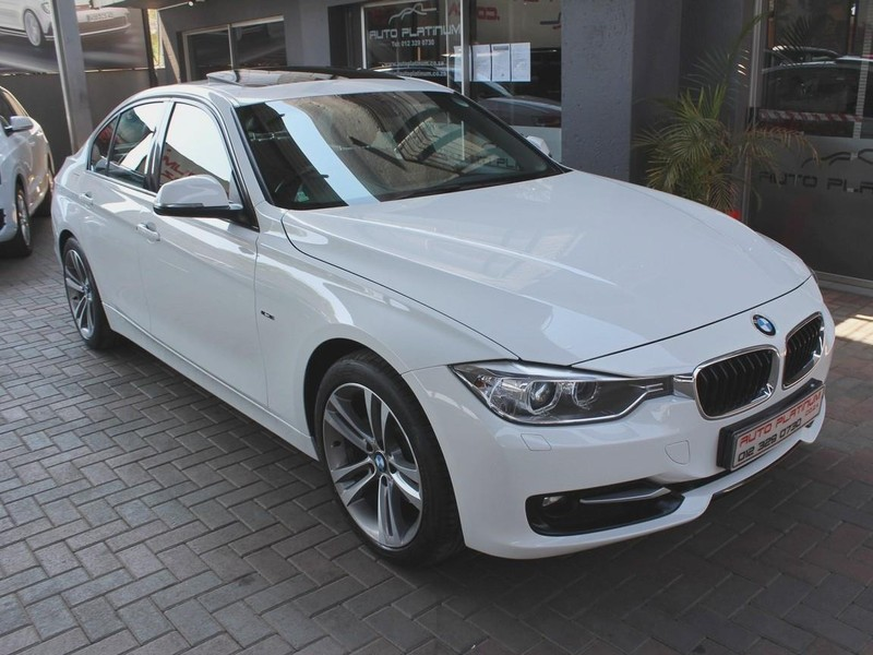2014 BMW 3 Series 328i At f30  Gauteng Pretoria_0