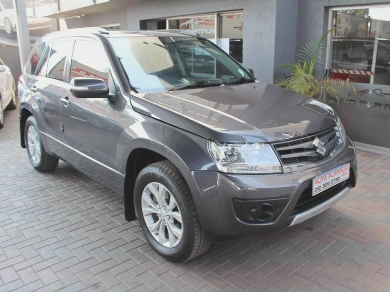 2015 Suzuki Grand Vitara 2.4 Dune  Gauteng Pretoria_0