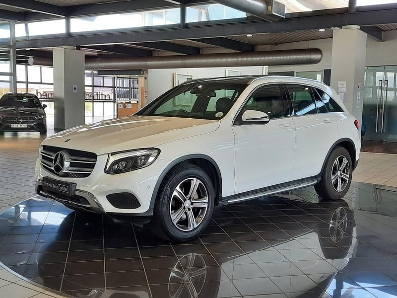 2016 Mercedes-Benz GLC 300 Off Road Western Cape Cape Town_0