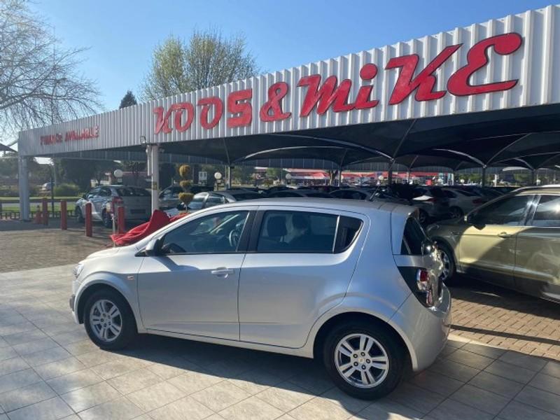 2013 Chevrolet Sonic 1.6 Ls 5dr  Gauteng Vanderbijlpark_0