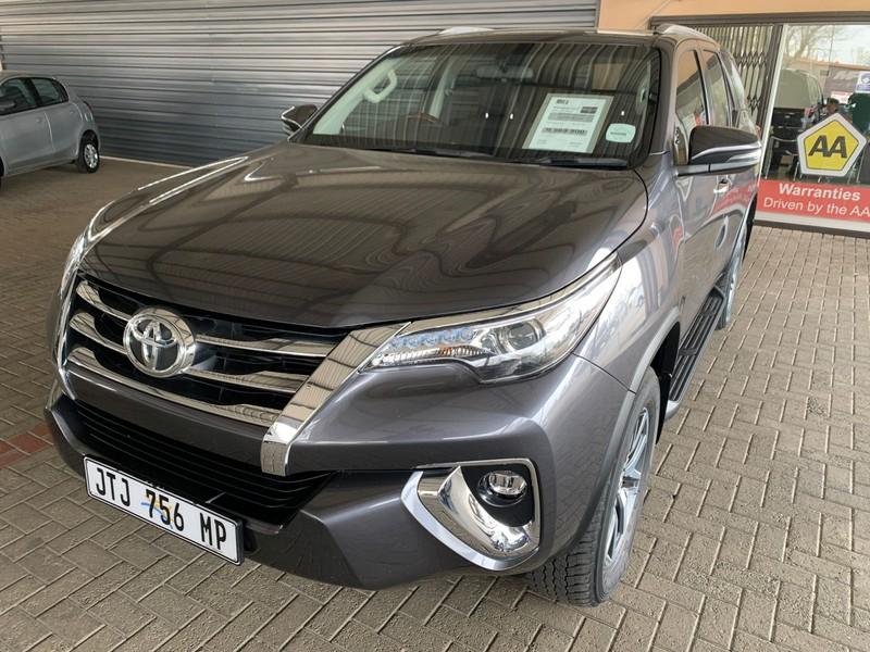 2019 Toyota Fortuner 2.8GD-6 4X4 Auto Mpumalanga Secunda_0