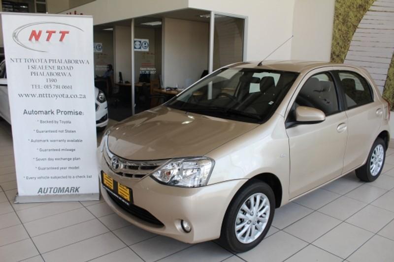 2017 Toyota Etios 1.5 Xs 5dr  Limpopo Phalaborwa_0