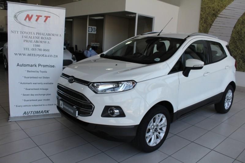 2016 Ford EcoSport 1.5TDCi Titanium Limpopo Phalaborwa_0