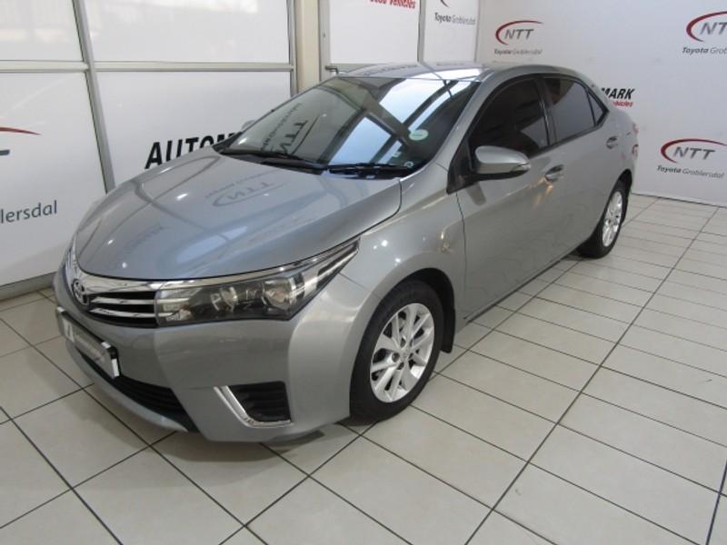 2014 Toyota Corolla 1.6 Prestige Limpopo Groblersdal_0