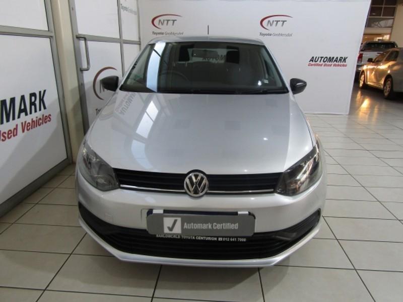 2016 Volkswagen Polo 1.2 TSI Trendline 66KW Limpopo Groblersdal_0
