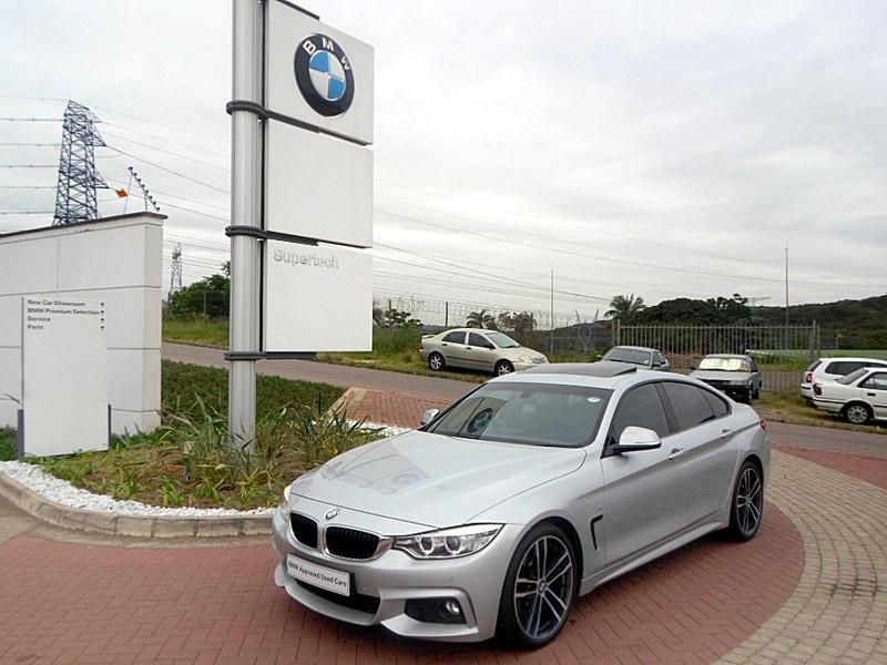 2019 BMW 4 Series 420D Gran Coupe M Sport Plus Auto F36 Kwazulu Natal Durban_0