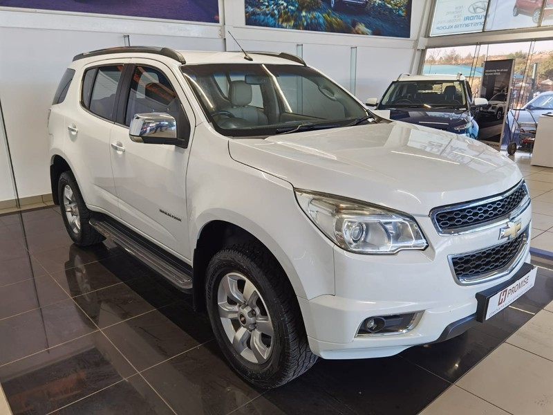 2013 Chevrolet Trailblazer 2.8 Ltz At  Gauteng Roodepoort_0