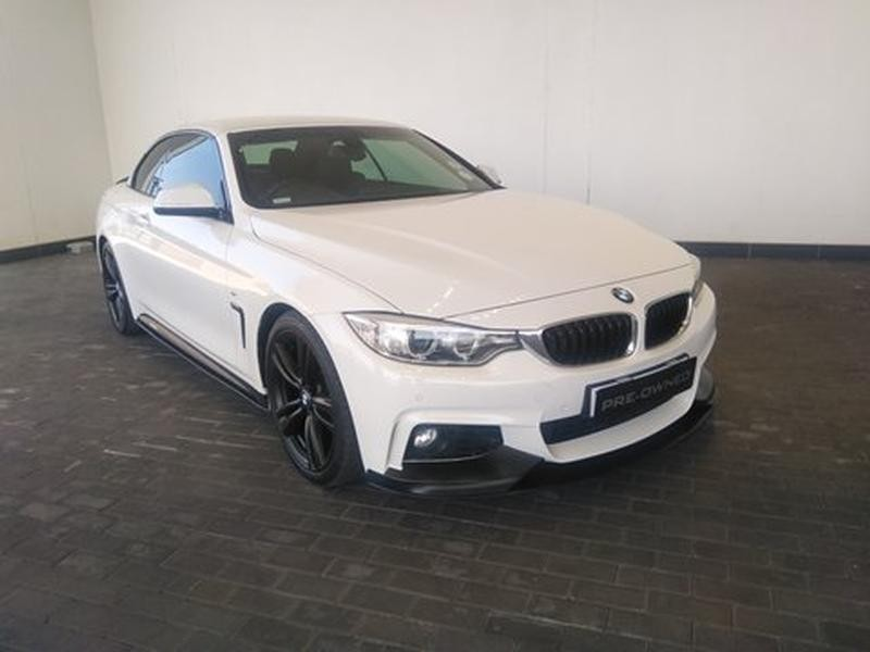 2014 BMW 4 Series 428i Convertible M Sport Auto North West Province Rustenburg_0