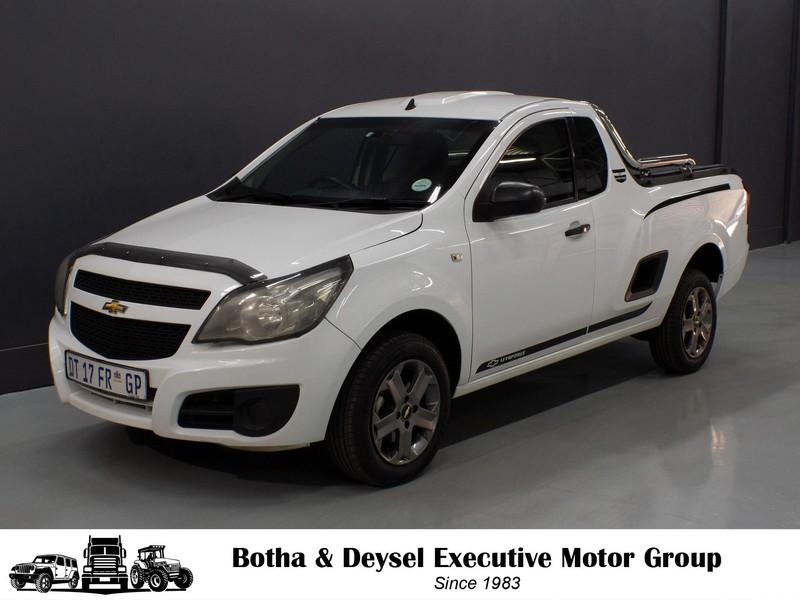 2015 Chevrolet Corsa Utility 1.8 Sport Pu Sc  Gauteng Vereeniging_0