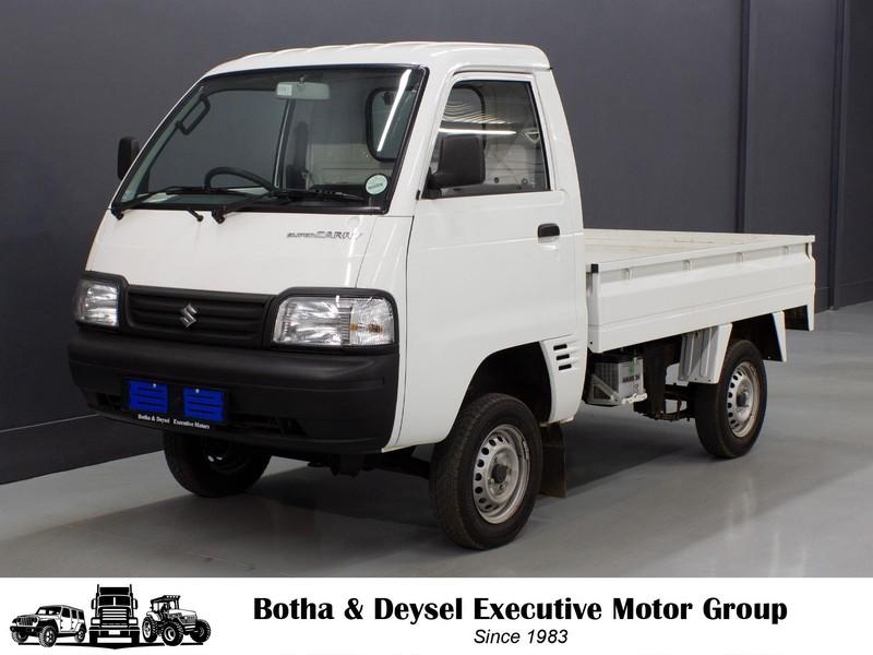 2019 Suzuki Super Carry 1.2i PU SC Gauteng Vereeniging_0