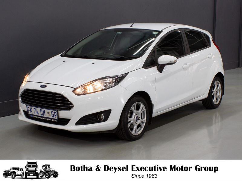 2016 Ford Fiesta 1.0 ECOBOOST Trend Powershift 5-Door Gauteng Vereeniging_0