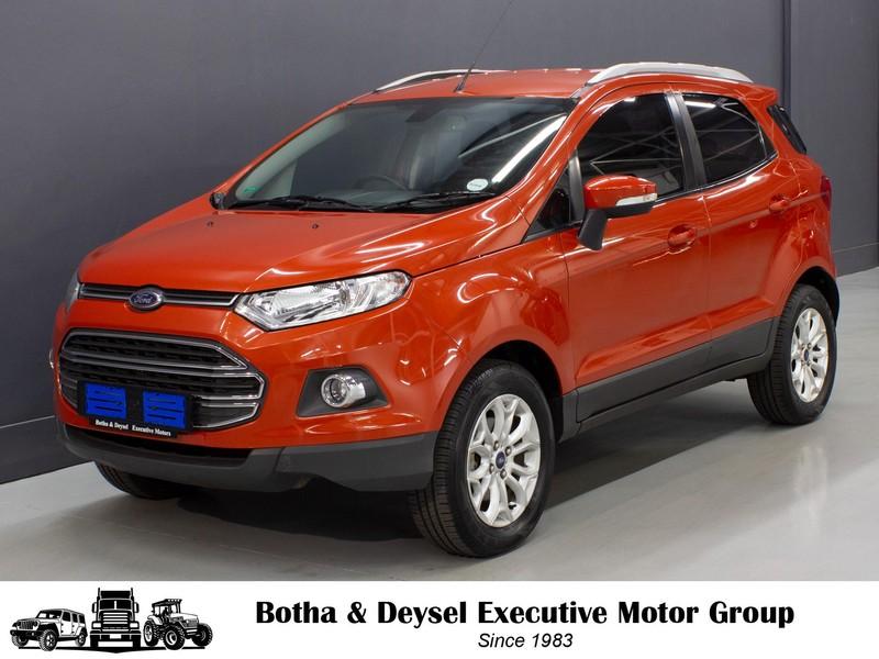 2017 Ford EcoSport 1.0 Titanium Gauteng Vereeniging_0
