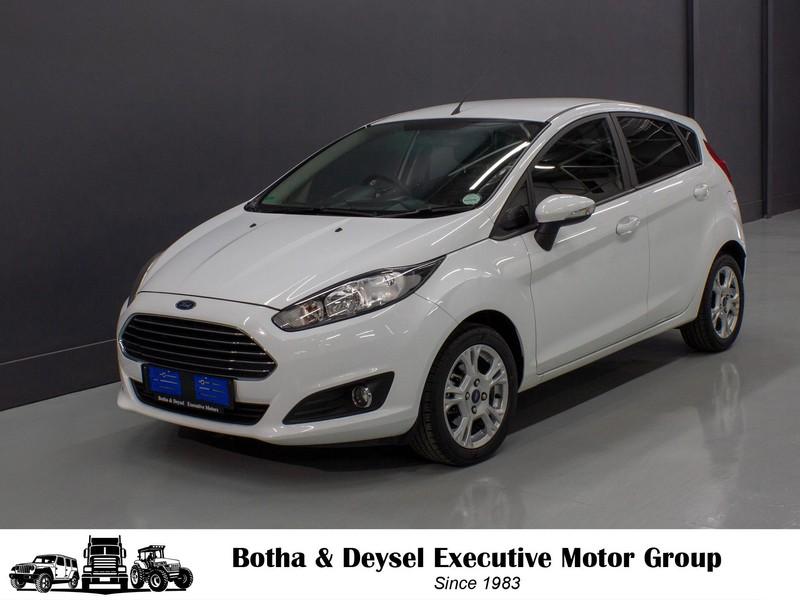 2014 Ford Fiesta 1.0 ECOBOOST Trend Powershift 5-Door Gauteng Vereeniging_0