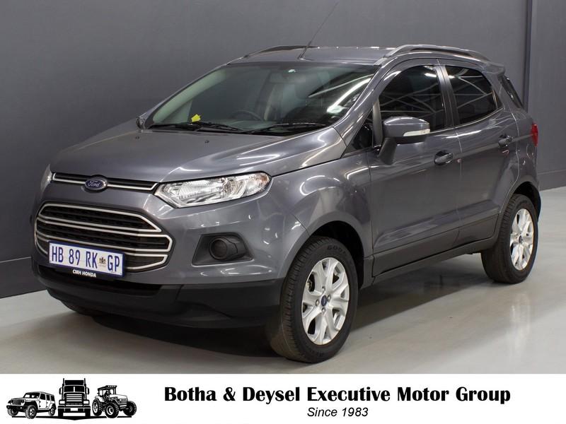 2017 Ford EcoSport 1.5TDCi Trend Gauteng Vereeniging_0