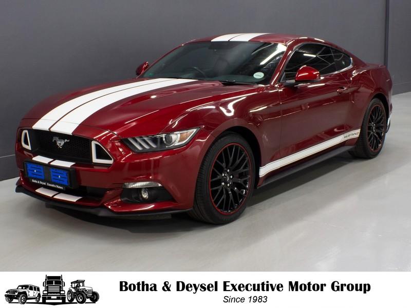 2017 Ford Mustang 2.3 Ecoboost Gauteng Vereeniging_0