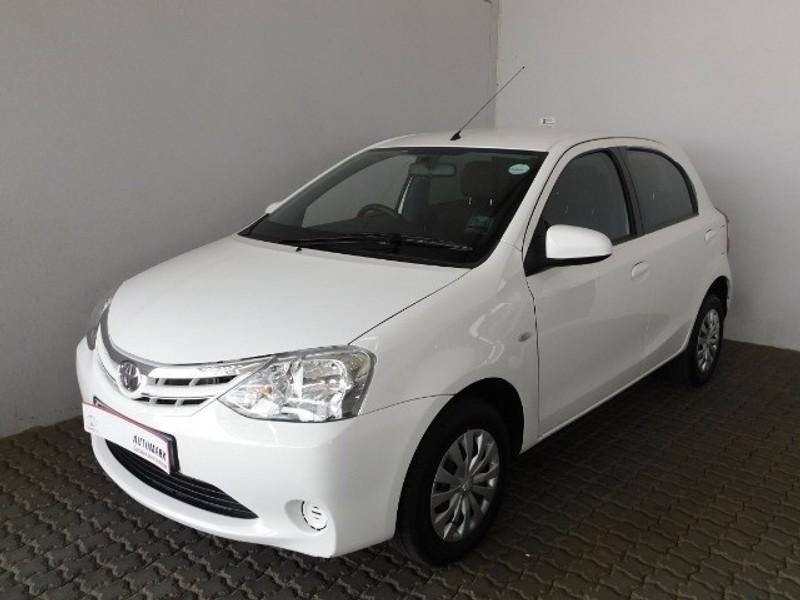 2015 Toyota Etios 1.5 Xs 5dr  Gauteng Soweto_0