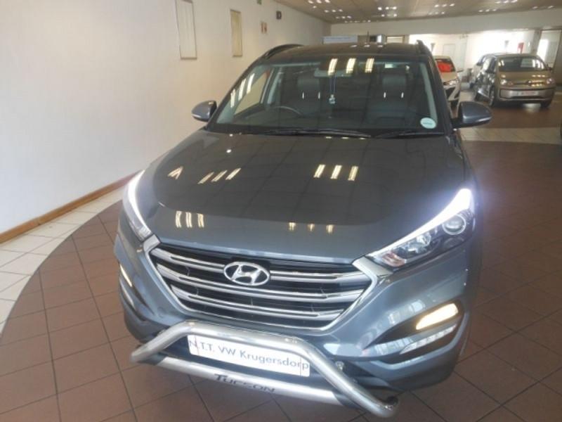 2017 Hyundai Tucson 2.0 Elite Auto Gauteng Krugersdorp_0