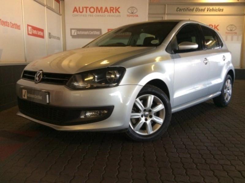 2012 Volkswagen Polo 1.6 Tdi Comfortline 5dr  Mpumalanga Witbank_0