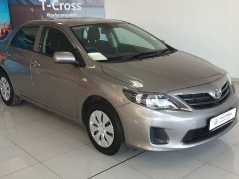 2019 Toyota Corolla Quest 1.6 Northern Cape Kuruman_0