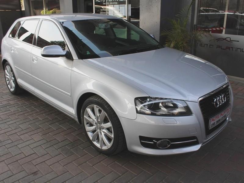 2011 Audi A3 Sportback 1.8 Tfsi Ambition  Gauteng Pretoria_0