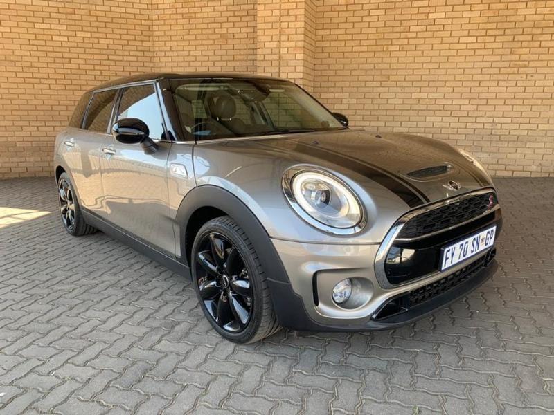 2017 MINI Cooper S S Clubman Auto Gauteng Johannesburg_0