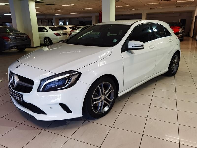 2017 Mercedes-Benz A-Class A 220d Urban Auto Western Cape Cape Town_0
