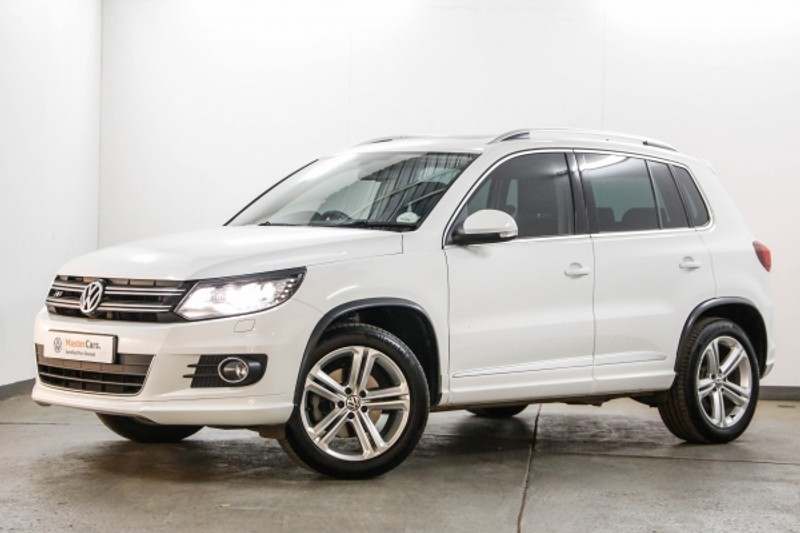 2016 Volkswagen Tiguan 2.0 Tdi Sprt-styl 4mot Dsg  North West Province Potchefstroom_0