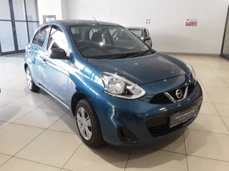 2018 Nissan Micra 1.2 Active Visia Free State Bloemfontein_0
