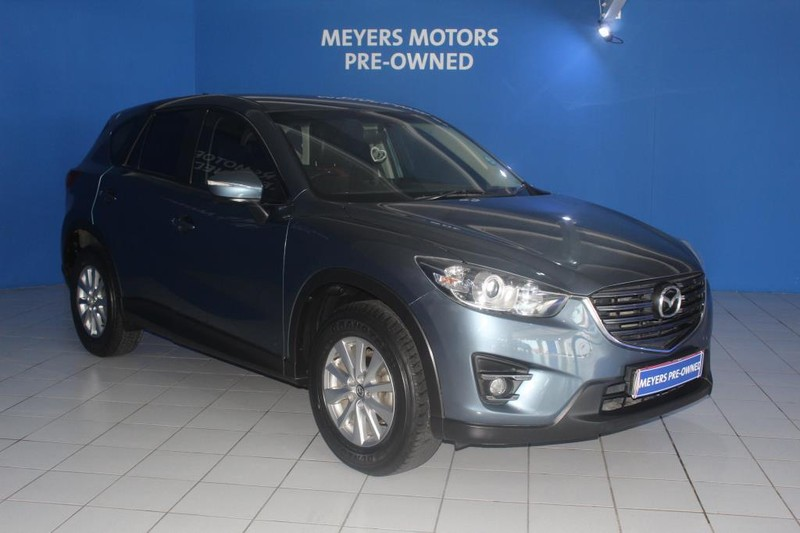 2015 Mazda CX-5 2.0 Active Eastern Cape East London_0