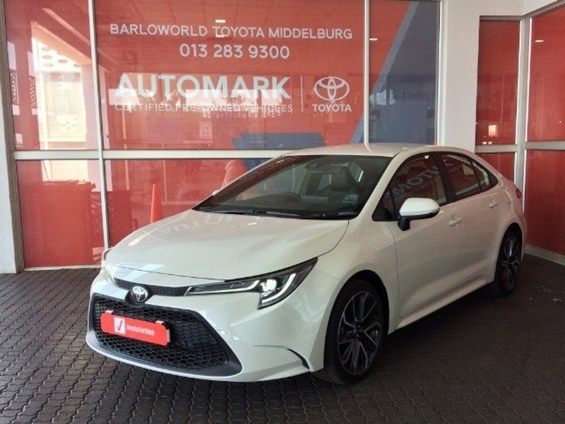 2020 Toyota Corolla 2.0 XR CVT Mpumalanga Middelburg_0