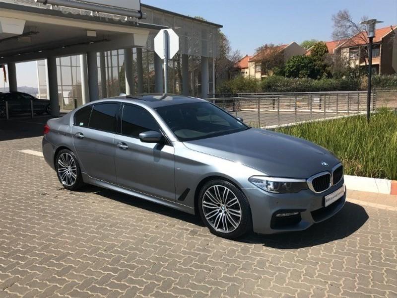 2017 BMW 5 Series 530d Auto Gauteng Centurion_0